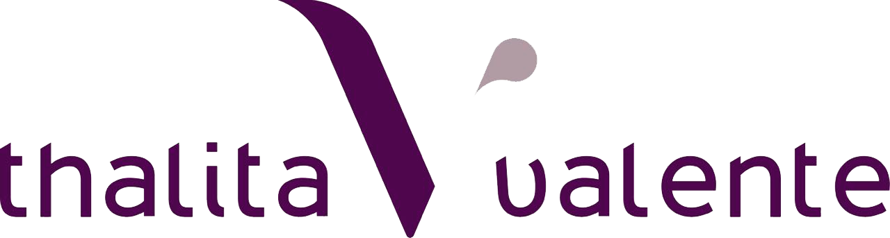Logo Thalita Valente